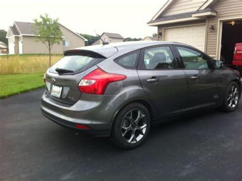 sell   ford focus hatchback sport wheelswolf