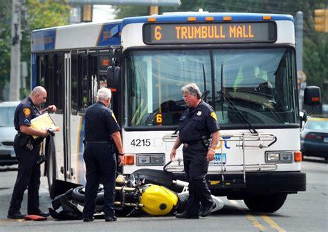 Man Killed In Bridgeport Motorcyclebus Crash Identified
