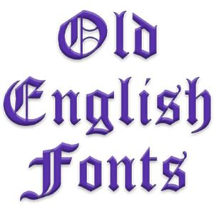 You can't directly add a new font however, as fonts for use on google docs are powered by their google web fonts service. OldEng Fonts for FlipFont free - Android Apps on Google Play