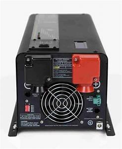 5000 Watt Power Inverter 12v 110v Lf Pure Sine Industrial Grade