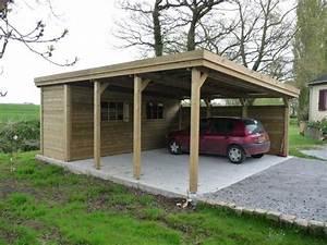 Carport Avec Abri : carport protection et design bienchezmoi ~ Melissatoandfro.com Idées de Décoration