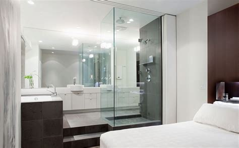 Small Bathroom Concepts by 25 Sensuous Open Bathroom Concept For Master Bedrooms