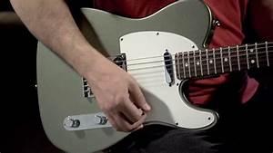 Fender Custom Shop Blackguard Telecaster U00ae Pickups