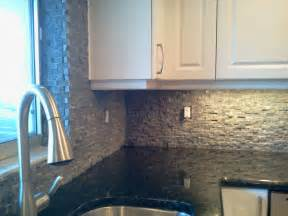 slate backsplashes for kitchens custom kitchen backsplash countertop and flooring tile