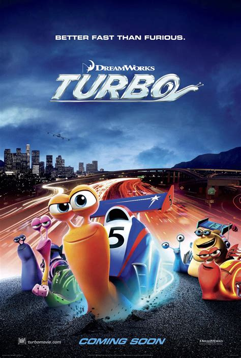 TURBO International Poster - FilmoFilia