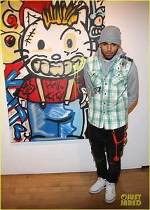 Full Sized Photo of chris brown dum english 01 | Photo ...