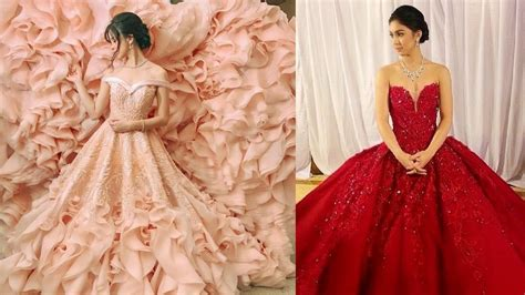 julia barretto gown kisses debut gown vs julia baretto gown who s your
