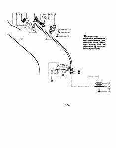 Poulan Gas Trimmer Parts