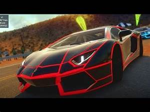 Forza Horizon 1 MODS KSI Lambo NEON LIGHTS Mini games w
