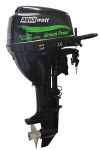 Solar Electric Outboard Motor 6