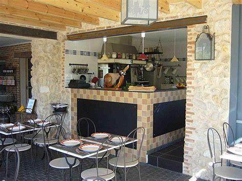 carreaux adh駸ifs cuisine une gare gourmande 224 labarde margaux galerie photos d