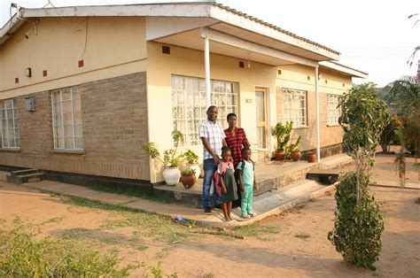 cost house plans  zambia