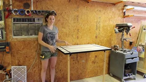 create  folding rockler  track table april wilkerson