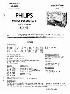 Philips 22ar090 00 50 70 Casette Radio Recorder 1980 Sm