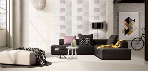 vitrified tiles  small living rooms