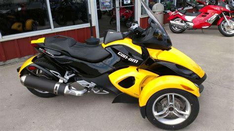 2008 Can-am Spyder Gs (sm5) Sport Touring For Sale On 2040
