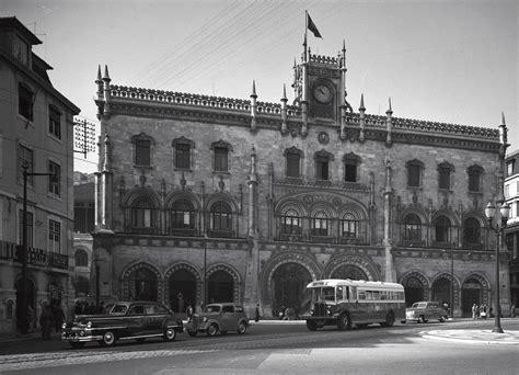 ¿por qué estamos iniciado hoy? Ainda reconhece a Lisboa dos anos 40? Viagem no tempo em ...
