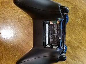 Xbox One Wireless Controller Teardown