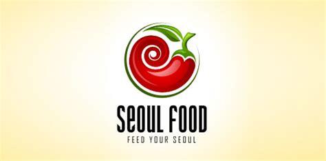food logo designs examples  inspiration creatives wall
