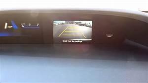 2013 Honda Civic Back Up Camera