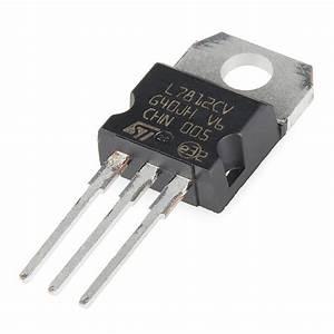 12v Voltage Regulator - Lm7812