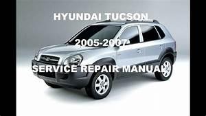 2008 Hyundai Tucson Wiring Diagram