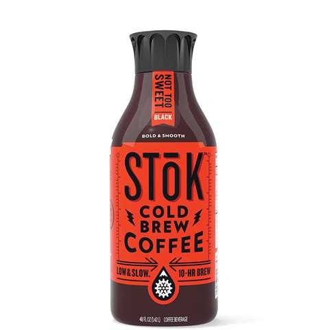 You might have done awesome without the cheerleaders, but the fact that they are there gives you the motivation needed to reach and achieve even more. STōK Not Too Sweet Black Cold Brew Coffee