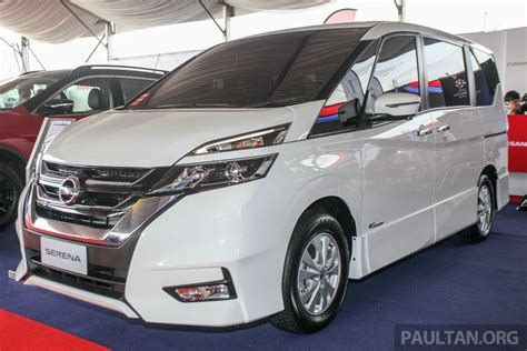 Price rm 140,000 & rm 155.000 without insurance. 2018 Nissan Serena S-Hybrid - ROI now officially open