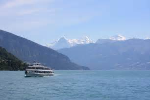 Lake Thun Interlaken Switzerland