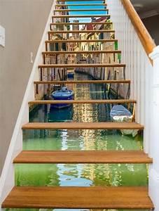 Renovation D Escalier En Bois : restaurer un escalier en bois latest poustomus restaurer ~ Premium-room.com Idées de Décoration