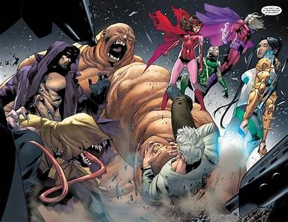 Brotherhood Marvel Mutants Mutantes Magneto Hero Hermandad