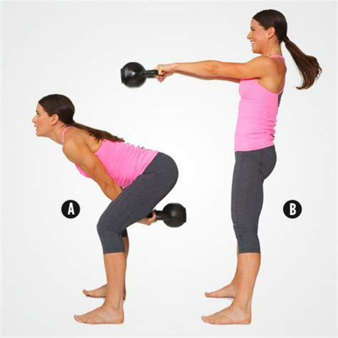 kettlebell swing exercises exercise india