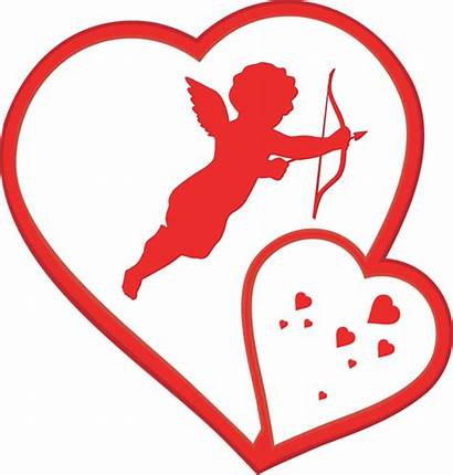 Valentine Clip Valentines Clipart Cupid Heart Imgion