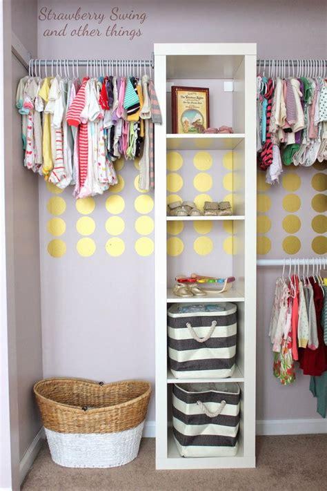 lemari baju bayi 45 changing closet organization ideas for your