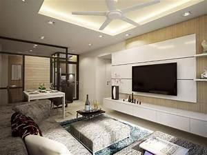 10 HDB Living Room Design Ideas