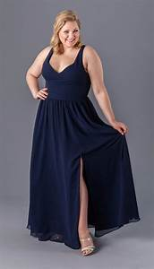 incredibly flattering plus size bridesmaid dresses With flattering wedding dresses for plus size