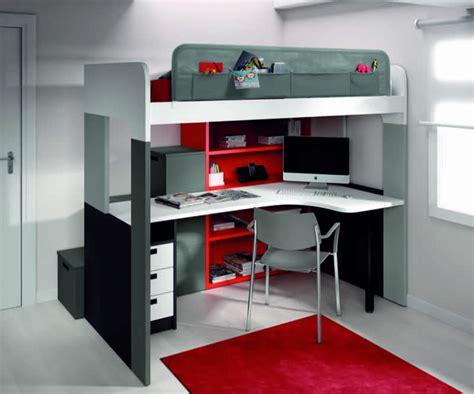 lit et bureau lit bureau