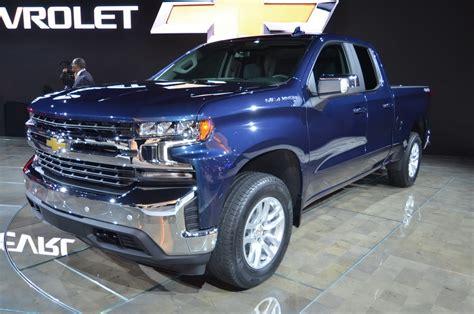 Chevy's 2019 Silverado Brings The Heat To Fullsize Truck