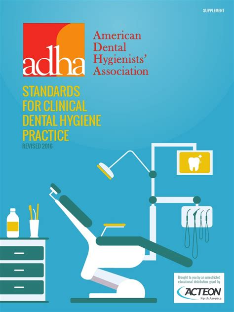 revised standards  clinical dental hygiene