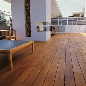 bois exotique terrasse nos idees pour un bel exterieur With entretien bois exotique exterieur