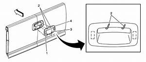 The Tailgate On A 2004 Silverado Will Not Open With The External Handle  There Are Three In The