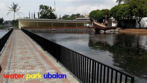wisata ubalan pacet berubah menjadi ubalan waterpark