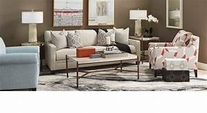 Thomasville Furniture Classic Wood Upholstered