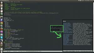 Can We Have A Non-rectangular Window In Emacs