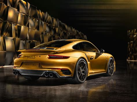 wallpaper porsche  turbo  exclusive series