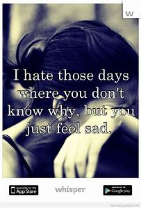 Feeling sad quo... Fb Love Feeling Quotes