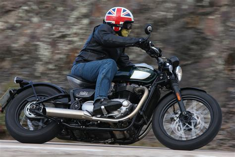 2017 Triumph Bonneville Bobber First Ride Review
