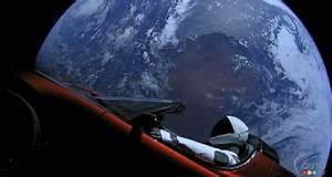 Voiture Tesla Dans L Espace : la nouvelle tesla roadster lanc e dans l espace actualit s automobile auto123 ~ Medecine-chirurgie-esthetiques.com Avis de Voitures