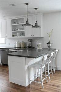 Ikea Weiße Stühle : moderne bar in wei und wei e st hle kitchen k chenbar wohnung k che und arbeitsplatte k che ~ Watch28wear.com Haus und Dekorationen