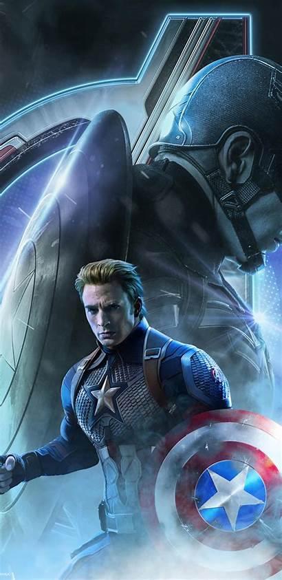 Captain America Endgame Avengers Wallpapers Poster Phone